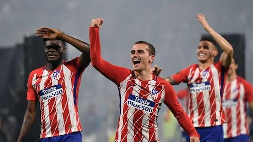 L'Atlético Madrid remporte la Ligue Europa
