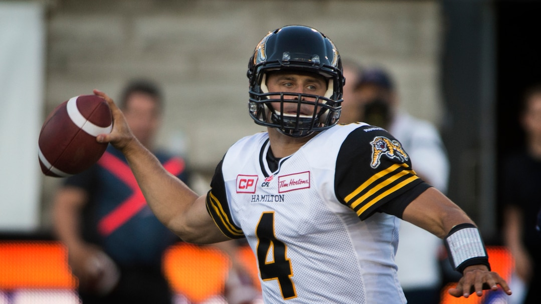 SPO-MATCH ALOUETTES VS TIGER-CATS