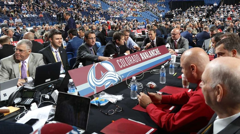 2016 NHL Draft - Rounds 2-7