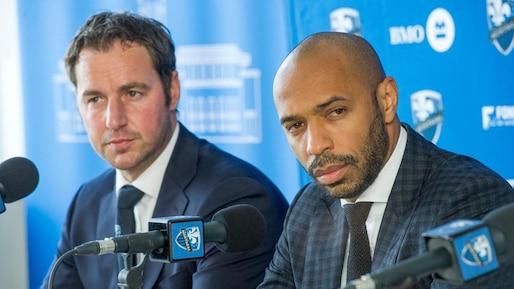 L'Impact, un tremplin pour Thierry Henry?