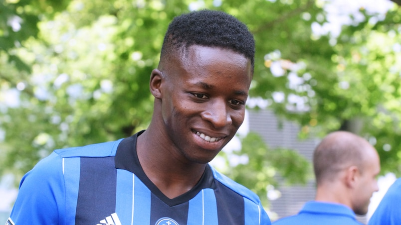 Zakaria Diallo est prêt à prendre la relève
