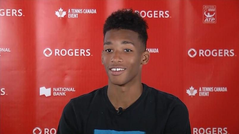 Coupe Rogers: une nouvelle étape pour Félix Auger-Aliassime
