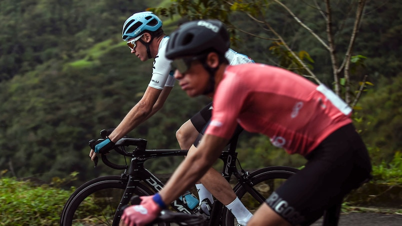 CYCLING-COLOMBIA-GIRO DE RIGO