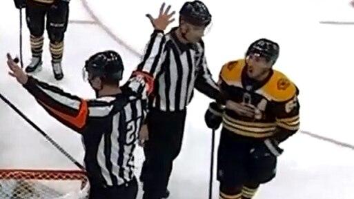 Buts refusés au CH : l'arbitre T.J. Luxmore récidive à Boston!