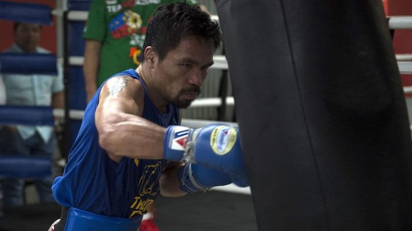 Manny Pacquiao affrontera Jeff Horn le 2 juillet à Brisbane
