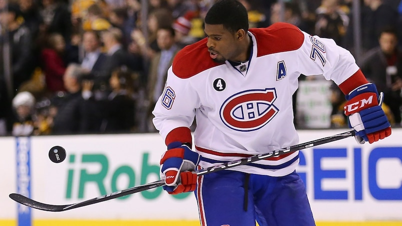 Quand Subban compte, les Canadiens gagnent