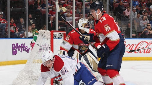 HKN-MONTREAL-CANADIENS-V-FLORIDA-PANTHERS