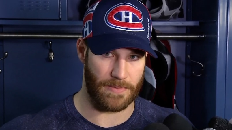 Brandon Prust s'excuse