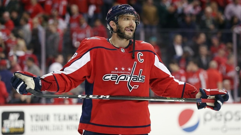 HKO-HKN-SPO-CAROLINA-HURRICANES-V-WASHINGTON-CAPITALS---GAME-SEV