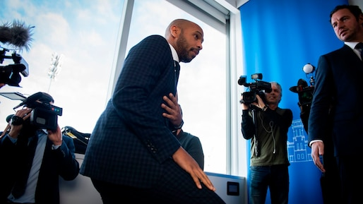 TOPSHOT-FBL-CAN-MLS-MONTREAL-HENRY