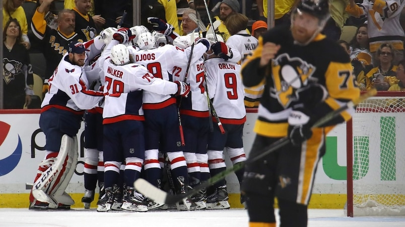 Washington Capitals v Pittsburgh Penguins - Game Six