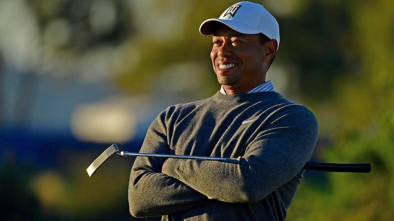 Tiger Woods veut commencer sa saison en beauté