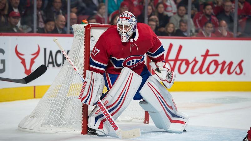 Canadiens c Red Wings