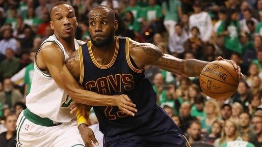 NBA: les Cavaliers retrouvent les Warriors en finale