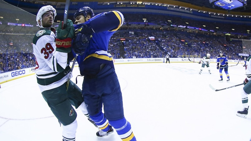 Minnesota Wild v St Louis Blues - Game Three