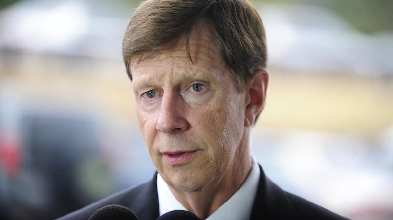 Le directeur général des Predators de Nashville, David Poile.