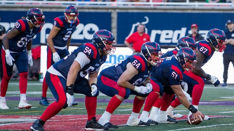 SPO-ALOUETTES-ROUGH RIDERS-FOOTBALL