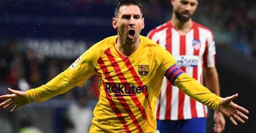 Un 6e Ballon d'Or pour Lionel Messi