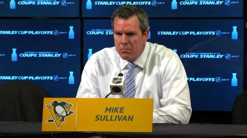 «Les rondelles vont finir par entrer» - Mike Sullivan