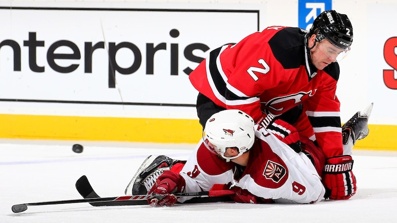 Arizona Coyotes v New Jersey Devils
