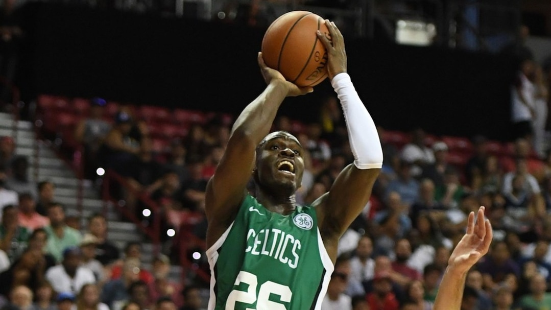 2018 NBA Summer League - Las Vegas - Boston Celtics v Philadelphia 76ers