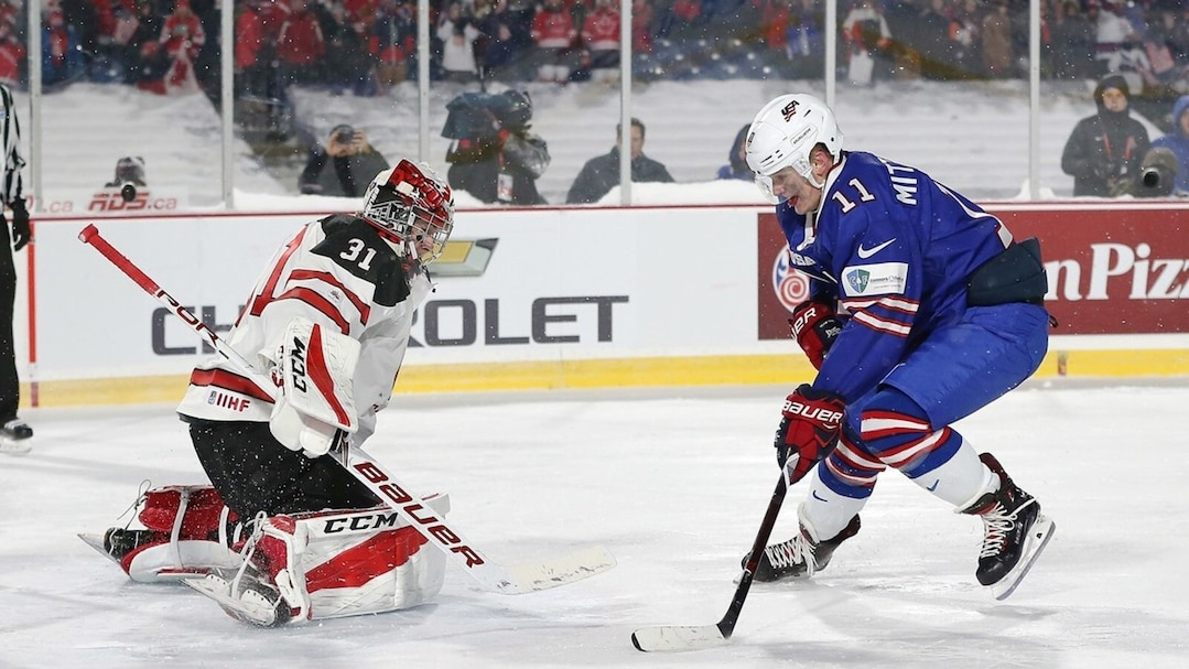 HKO-HKI-SPO-CANADA-V-UNITED-STATES---2018-IIHF-WORLD-JUNIOR-CHAM