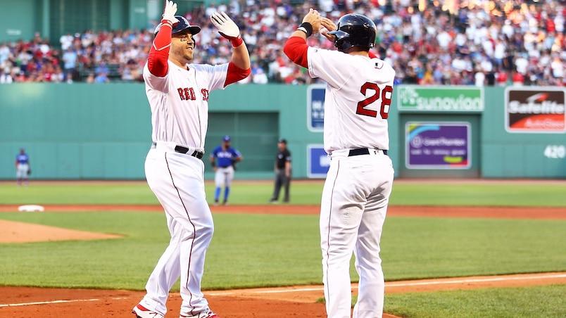 Steve Pearce procure la victoire aux Red Sox