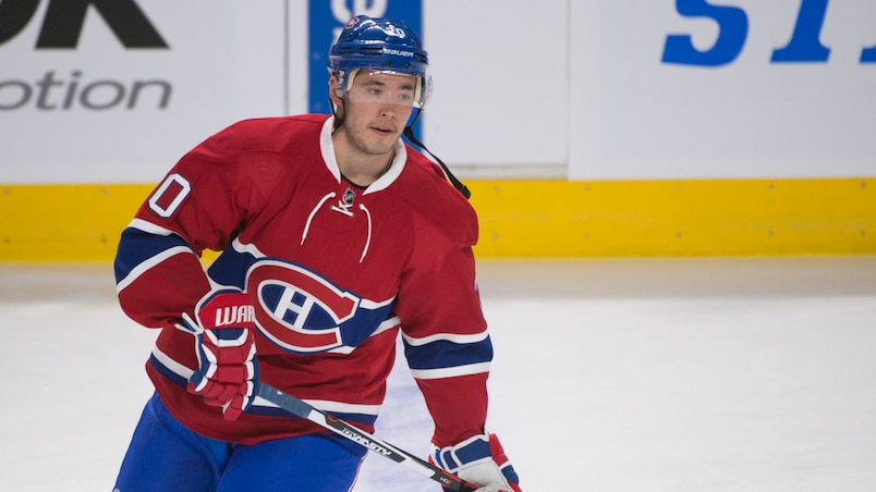 Bartley rejoint le Wild