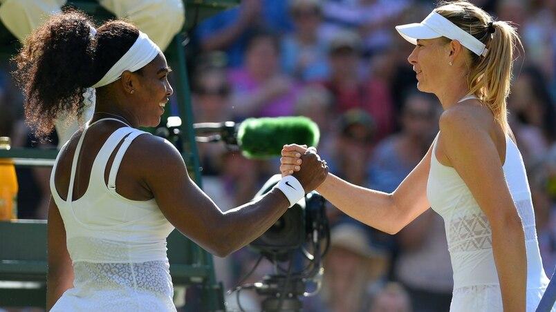 La vérité sur la relation entre Maria Sharapova et Serena Williams