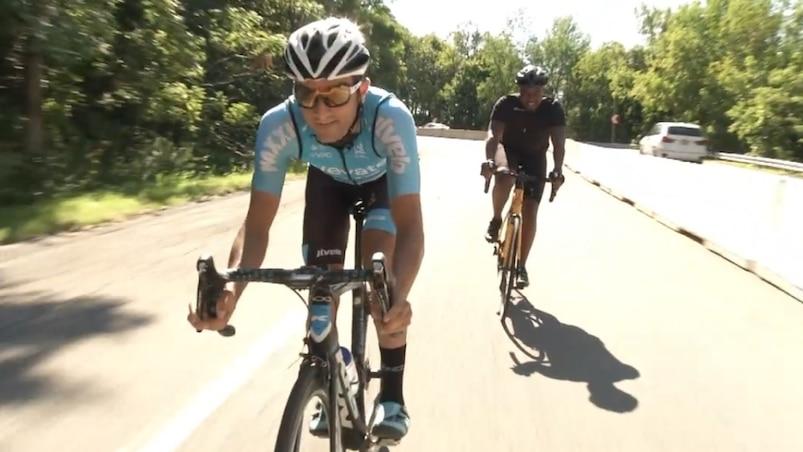 Un Québécois réalisera un rêve au Grand Prix cycliste de Montréal