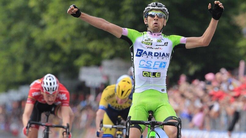 Giro: deux cyclistes italiens pris pour dopage