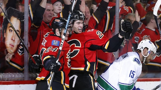 Vancouver Canucks v Calgary Flames - Game Six