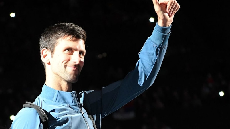 Novak Djokovic reprend le trône de no.1 mondial
