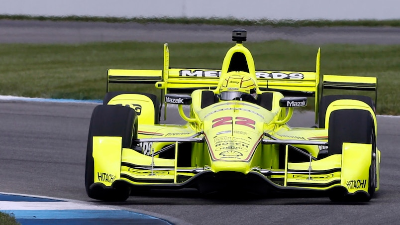 IndyCar: Angie's List Grand Prix Of Indianapolis