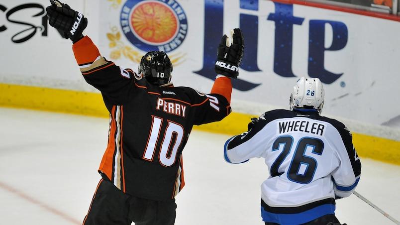 NHL: Stanley Cup Playoffs-Winnipeg Jets at Anaheim Ducks