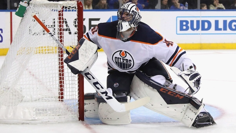 Connor McDavid peut remercier Mike Smith