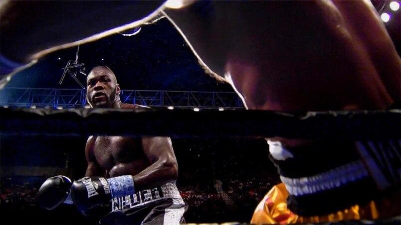 Wilder conserve sa ceinture