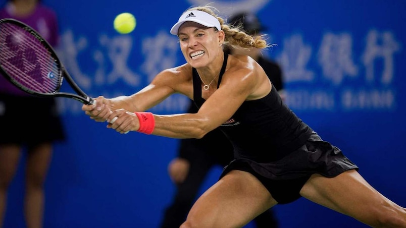 Wuhan: Angelique Kerber et Petra Kvitova battues, l'hécatombe continue