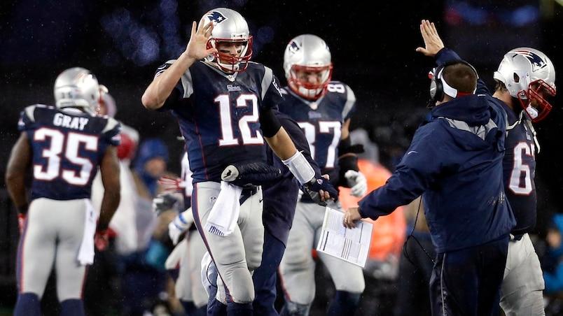 Les Patriots sont soupçonnés d'avoir triché.