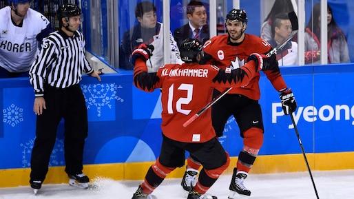 Le Canada accède aux quarts de finale