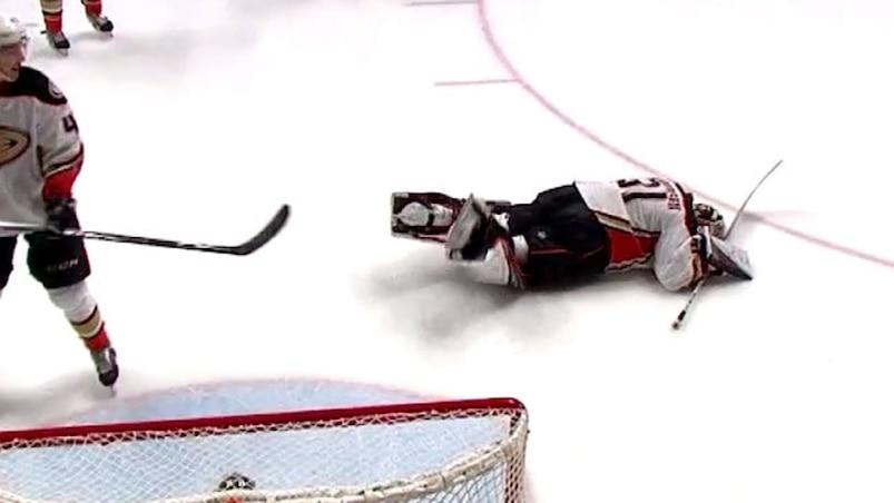 Comment Andersen a-t-il survécu à ce tir?