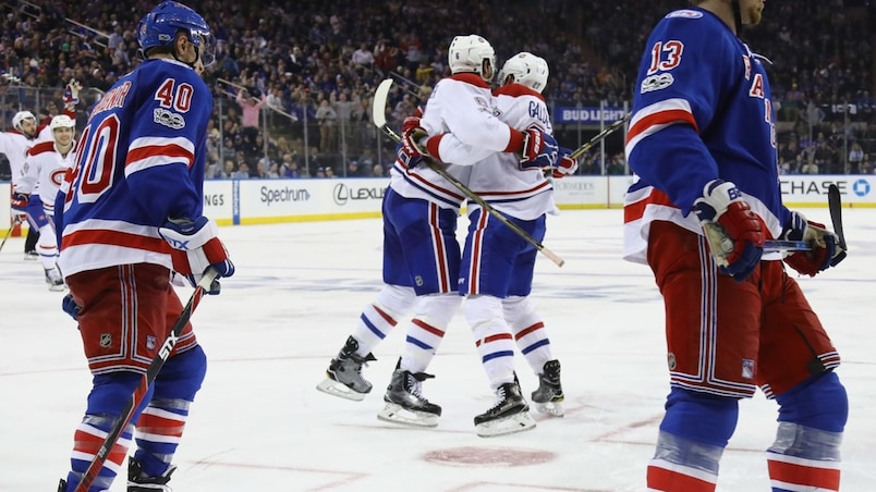 Canadiens: enfin une performance de 60 minutes