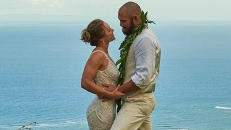 Mariage à saveur hawaïenne pour Ronda Rousey