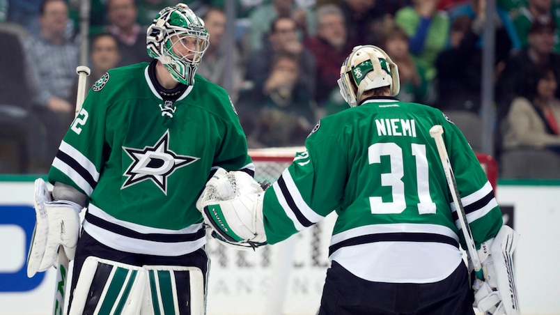 NHL: Carolina Hurricanes at Dallas Stars