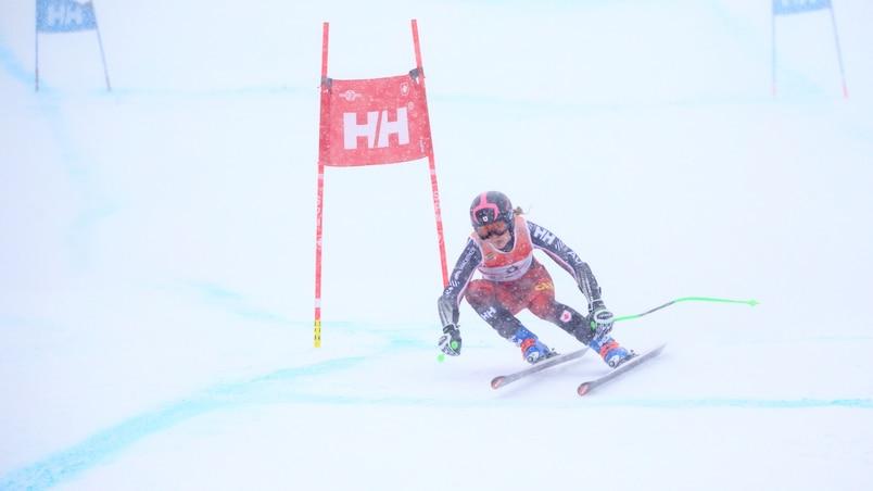 Beatrix Lever : un 1er podium malgré des conditions extrêmes au Saguenay