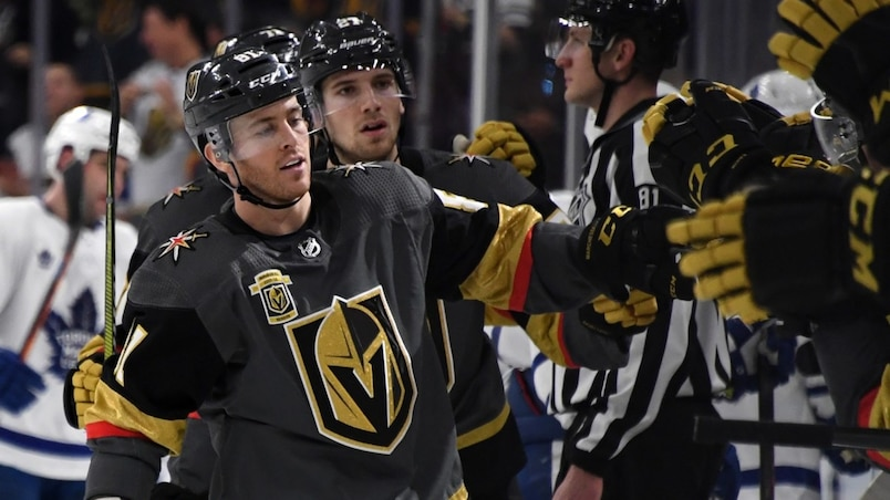 Toronto Maple Leafs v Vegas Golden Knights