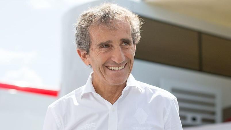 La Formule E ne remplacera pas la F1 selon Alain Prost