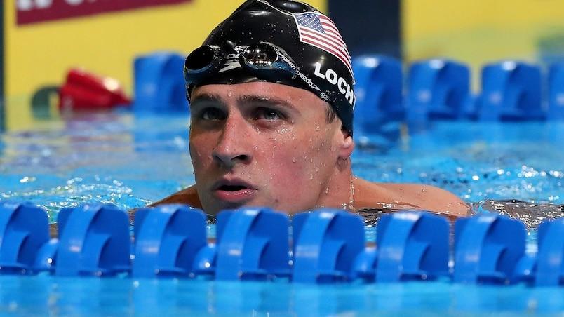 Des excuses pour les nageurs américains