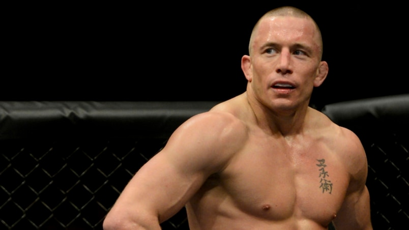 Le duel GSP-Bisping compromis