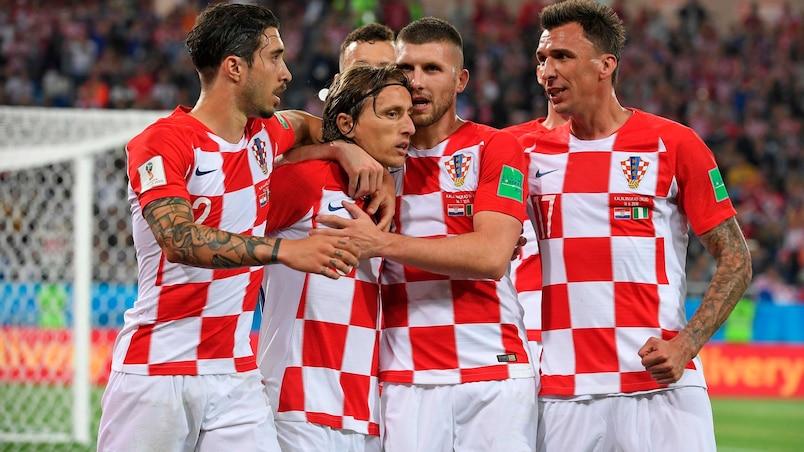 La Croatie prend la mesure du Nigeria